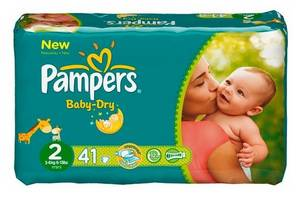 Wholesale truck: Baby Nappies