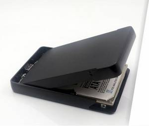 Wholesale interface: HDD Enclosure SATA Interface USB2.0 2.5 Inch HDD Case