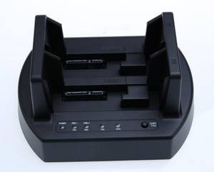 Wholesale usb: 2.5&3.5USB3.0 HDD Docking Station 2 Bay Clone Tool-free Function