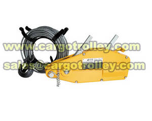 Wholesale Hoists: Wire Rope Pulling Hoist Details