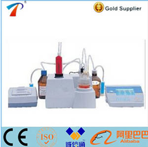 Wholesale led pharmacy display: Most Suitable Oil Trace Water Content Volumetric Karl Fischer Titrator
