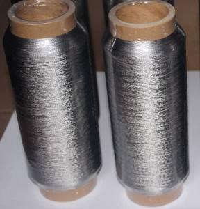Wholesale Metallic Yarn: Stainless Steel 316Lmetallic Conductive Sewing Thread