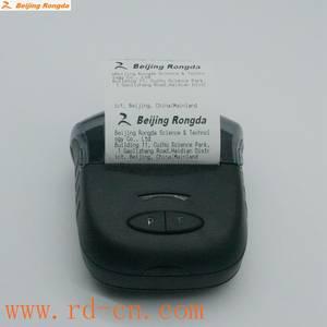 Wholesale handheld mobile thermal printer: Portable Thermal Mini Printer WIFI Bluetooth USB TTL RS232 485 Serial Port Parallel Port Interface