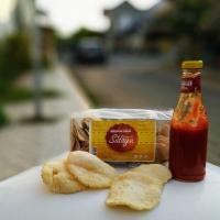 Hanum Food Fish Cracker