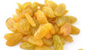 Wholesale dried fruit: Organic Dried Black & Gold Raisin Fruits