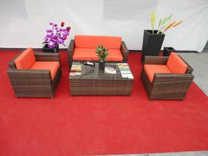 Wholesale Garden & Patio Sets: Outdoor Garden living rattan wicker Sofa