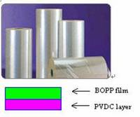 PVdC Coated BOPP