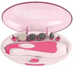 Wholesale pedicure set: Electric Manicure / Pedicure Set with Light