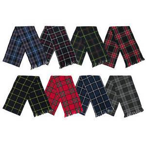 Wholesale sash: Ladies Scottish/Regimental Tartan/Plaid Sashes in 14 Tartans - 10.5 X 90 Inches