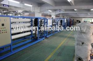 Wholesale sea water desalination system: Electronic RO System Water Treatment Machine