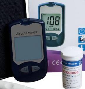 Wholesale blood glucose meter: Blood Glucose Meter/Monitoring/System