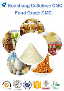 Wholesale Other Food Additives: Food Grade Sodium Carboxymethyl Cellulose