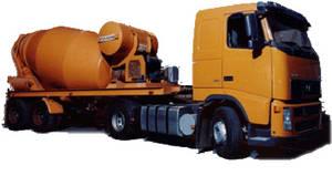 Wholesale m: Transit Mixer 12m3
