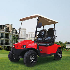 Wholesale Golf Carts: Electric Golf Cart AC System Standard Configuration