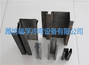 Wholesale elevator guide rail: Elevator Guide Rail Roll Forming Machine