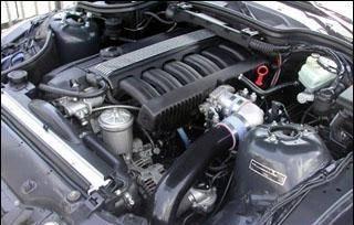 Active Autowerkes Motor Stage 2 Turbo Kit Bmw Z3 M3 97 99