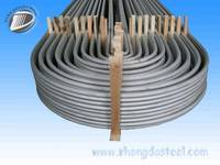 U-bend Stainless Steel Seamless Tubes