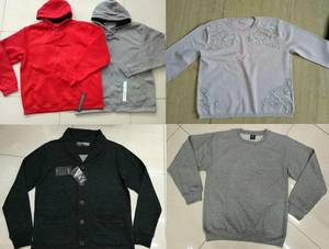 Wholesale Apparel Stock: Clothing Stock