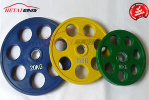 Wholesale post indicator valve: 500pieces Olympic Bumper Weight Plate Factory