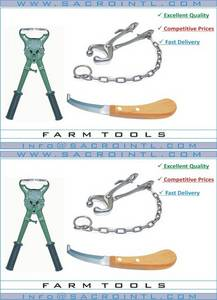Wholesale toe nail cutter: Hoof Trimmer