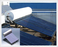 Solar Water Heater (CHC-24/180)