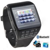 Sell Wrist Watch Mobile Phone Dual SIM Camera Bluetooth Camera