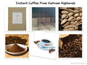 Wholesale sell: Sell Spray Dried Instant Coffee in Bulk