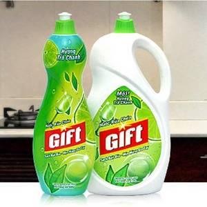 Wholesale gift: Gift Dishwashing Liquid
