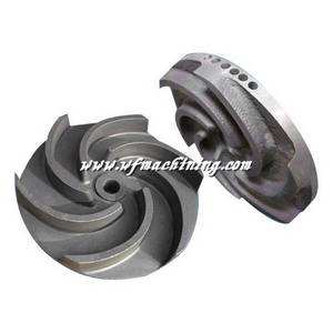 Wholesale impeller pump: High Precision Pump Impeller with Drawings for Manufacture