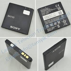Wholesale Rechargeable Batteries: BA600 SonyEricsson Battery 1290mAh