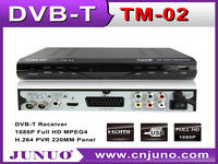 Full HD Dvb T Receiver 1080p TM-02
