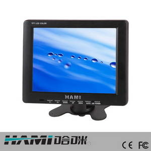 Wholesale lcd touch screen monitors: 8'' Industrial LCD Monitors Touch Screen or Non-Touch