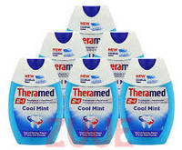 Crest-3D-White-Brilliance-Toothpaste, Marvis Toothpaste 75ml / 25ml , Theramed Toothpaste 100ml