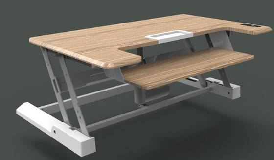 computer desk: Sell electrical computer standup desk