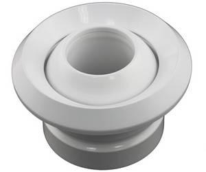 Wholesale air nozzle: HVAC System Aluminum Ball Spout Jet Nozzles Air Diffuser