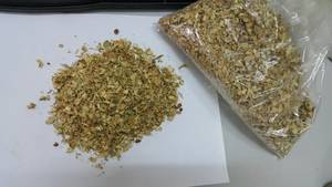 Wholesale packing box: Lemongrass Slices, Chopped