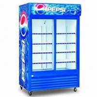 Pepsi Double Door Cooler From Shanghai Elecstar Jiaxing