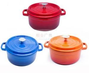 Wholesale Dutch Ovens & Casserole Dishes: Enamel Cast Iron Casserole