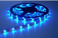 210lm SMD3528 Flexible LED Light Strips 30Leds / M , LED Strip Lights for Cars
