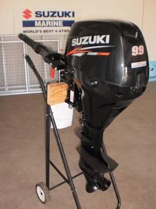Wholesale outboard motor: Suzuki 9.9HP 4-Stroke Outboard Motor