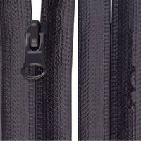 5# Waterproof Nylon Coil Zippers with Metal Puller