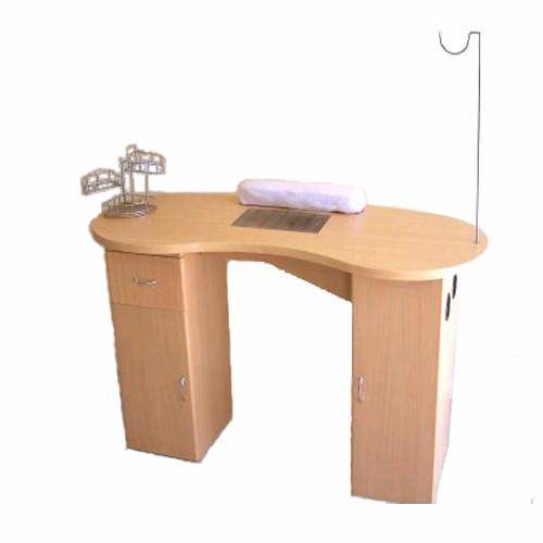 Manicure table nail salon furniture nail art equipment id for Nail salon table