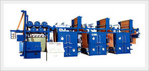 Wholesale carpet washer: Continuous Tumbler Machinery