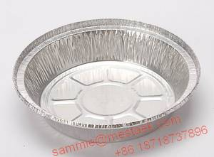 Wholesale Foil Containers: 9 Round Aluminium Foil Container