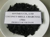 Sell coconut shell charcoal samATsovimexcoDOTcom