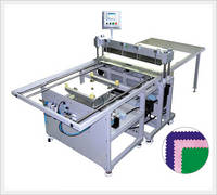 Automatic XY Axis Textile Sample Cutting Machine
