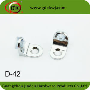 Wholesale glass cabinet: Cabinet Shelf Support for Glass