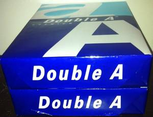 Wholesale packing box: High Quality Double A A4 Paper for Sale, 70gsm, 75gsm, 80gsm