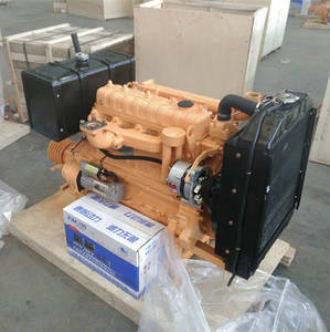 Wholesale marine diesel engine: 4 Cylinder Small Marine Boats Diesel Engine