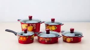 Wholesale Soup & Stock Pots: Monach Decal Printing Pot Series